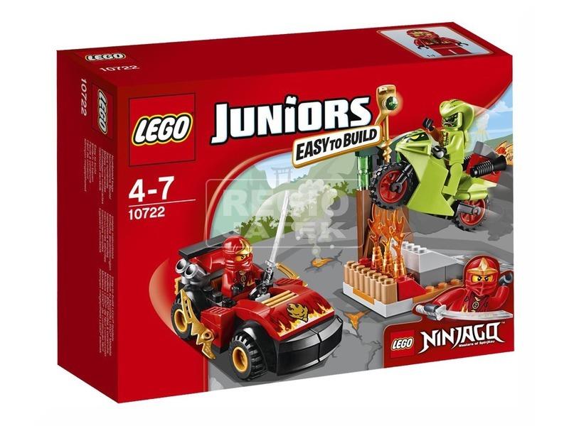 LEGO Juniors 10722 Leszámolás a kígyóval