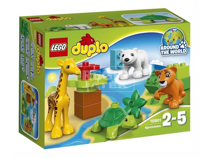 LEGO DUPLO Állat bébik 10801