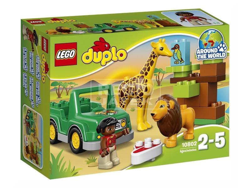 LEGO DUPLO Szavanna 10802