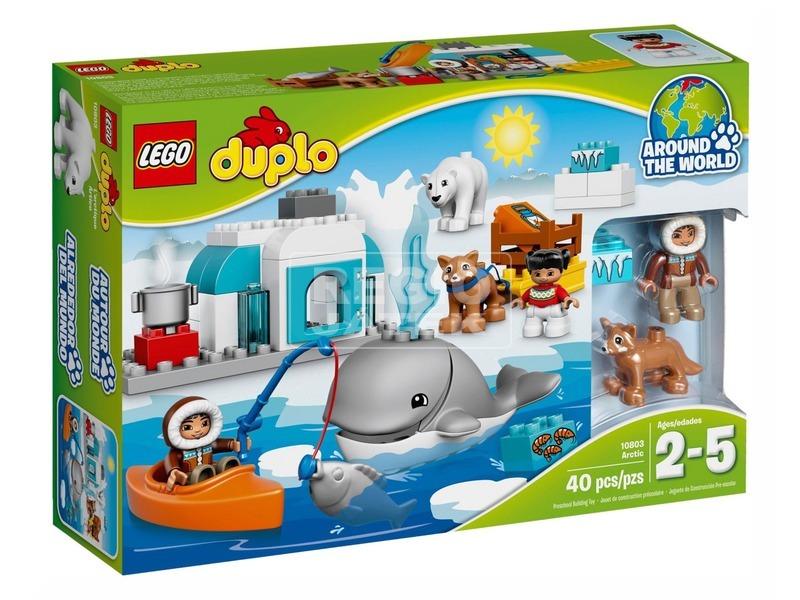 LEGO DUPLO Sarkvidék 10803