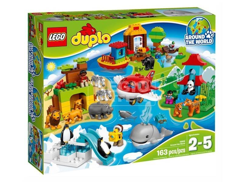 LEGO DUPLO Town 10805 A világ körül