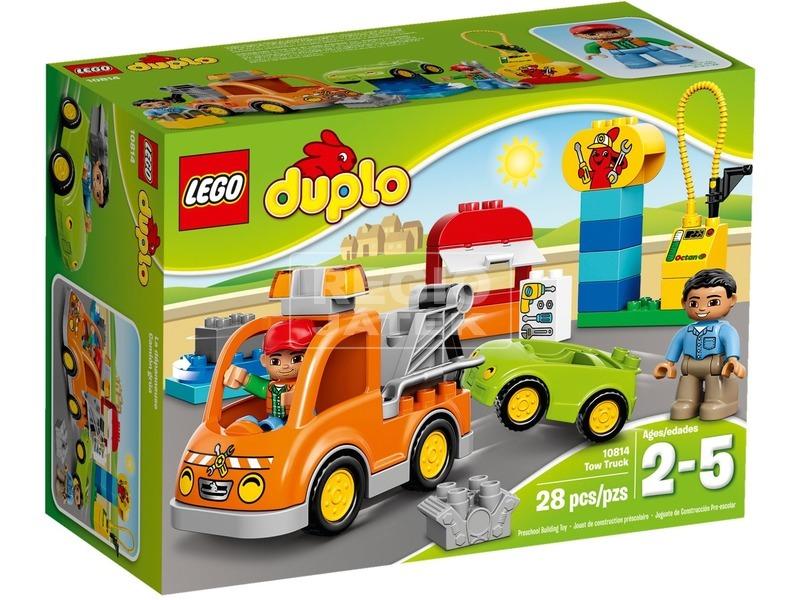 LEGO DUPLO Vontató 10814