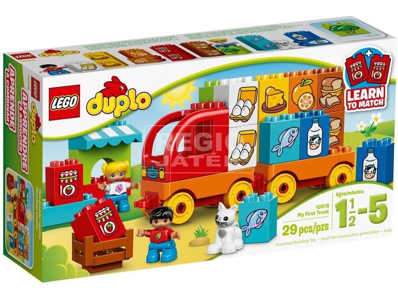 LEGO DUPLO Első teherautóm 10818