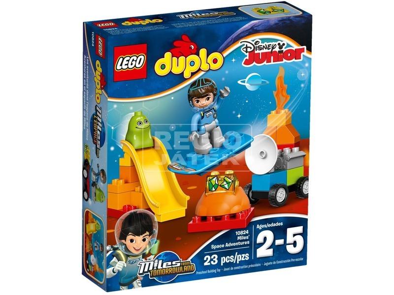 LEGO DUPLO Miles kalandjai az űrben 10824