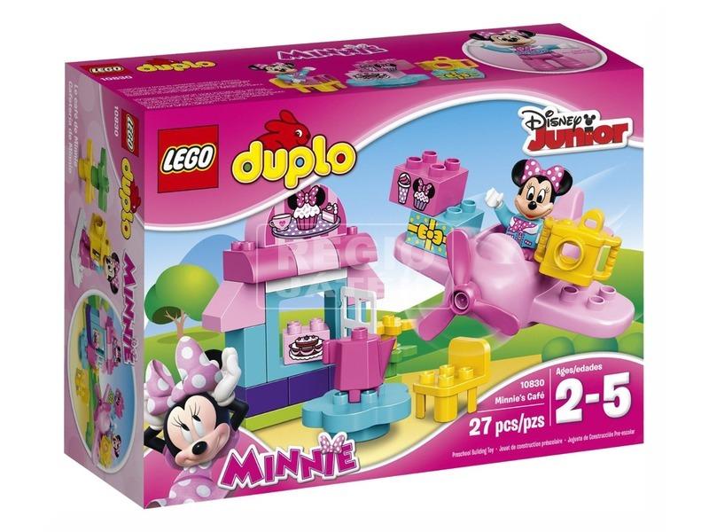 LEGO DUPLO Disney Minnie kávézója 10830