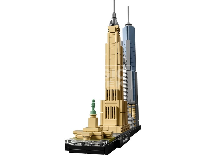 kép nagyítása LEGO® Architecture New York 21028
