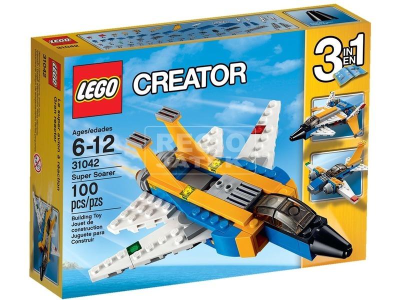 LEGO Creator Szuper repülő 31042