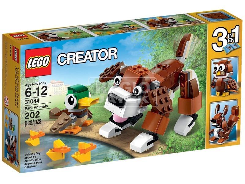 LEGO Creator A park állatai 31044