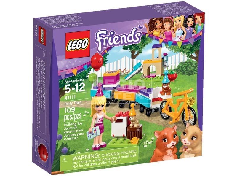 LEGO Friends Partivonat 41111
