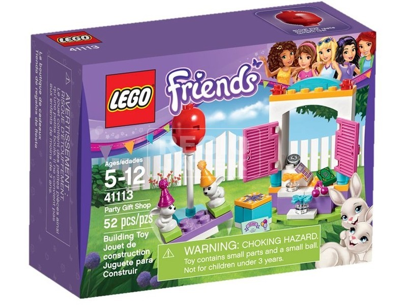 LEGO Friends Parti ajándékbolt 41113