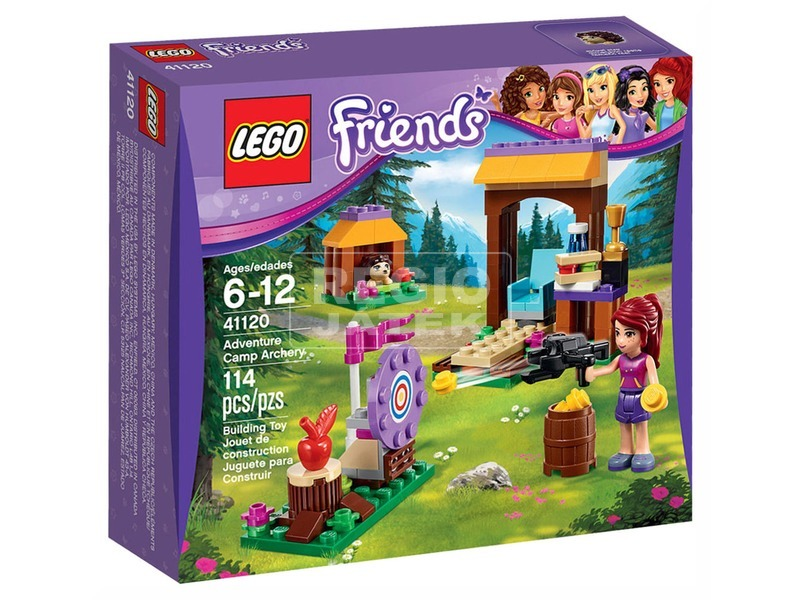 LEGO Friends 41120 Íjászat a kalandtáborban