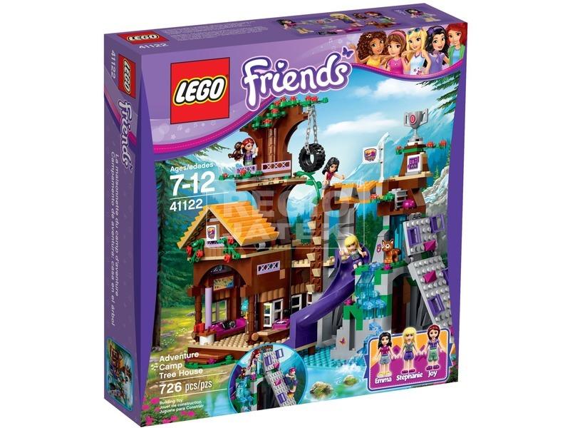 LEGO Friends Lombház a kalandtáborban 41122