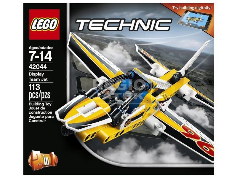 LEGO Technic Légibemutató sugárhajtású repülő 42044