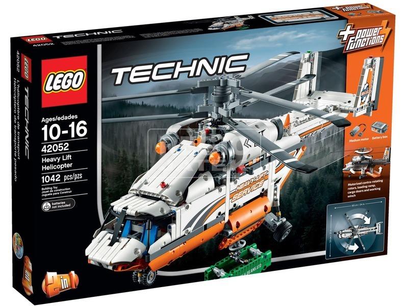 LEGO Technic Teheremelő helikopter 42052