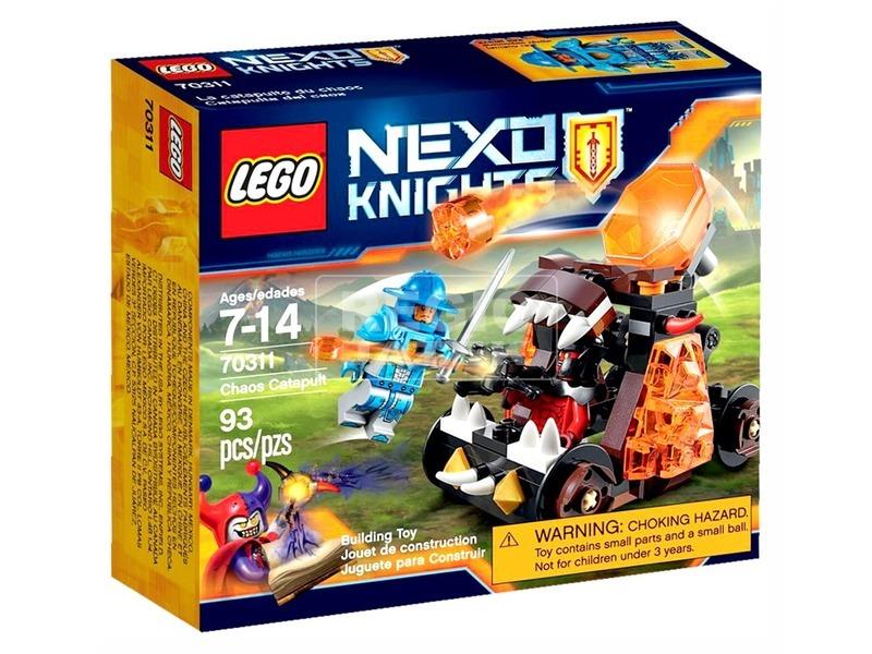 LEGO Nexo Knights Káosz katapult 70311