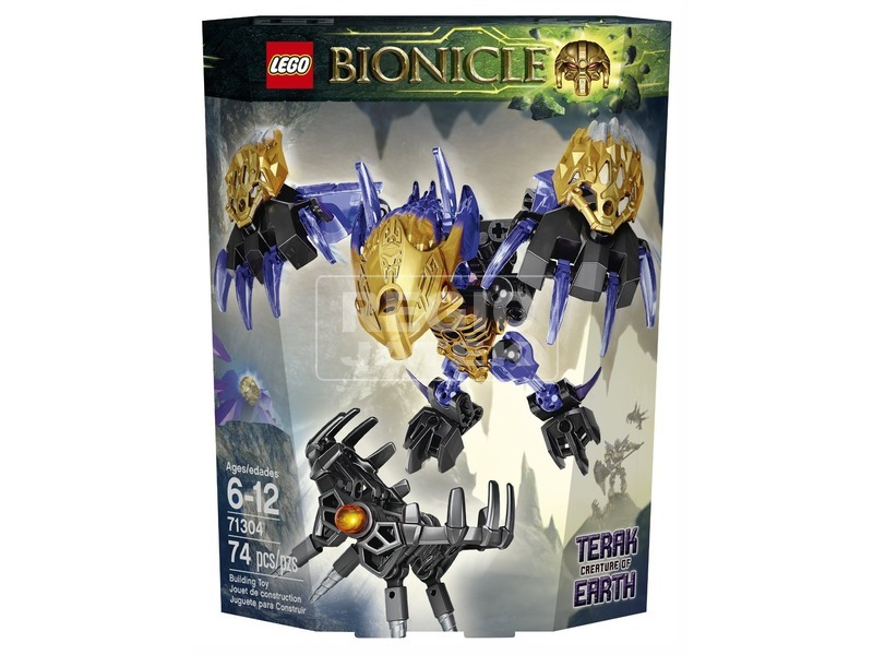 LEGO BIONICLE Terak - A Föld szülötte 71304