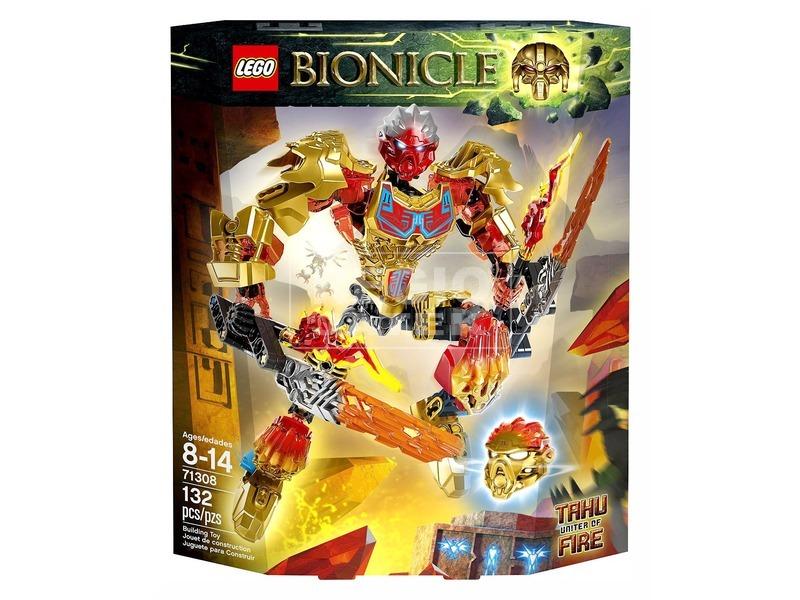 LEGO BIONICLE Tahu - A Tüzek egyesítője 71308