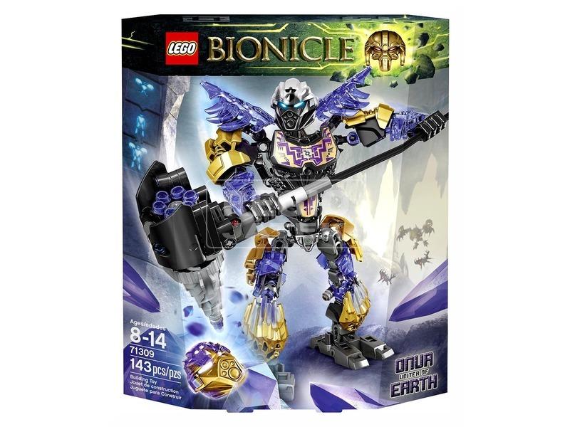 LEGO BIONICLE Onua - A Föld egyesítője 71309