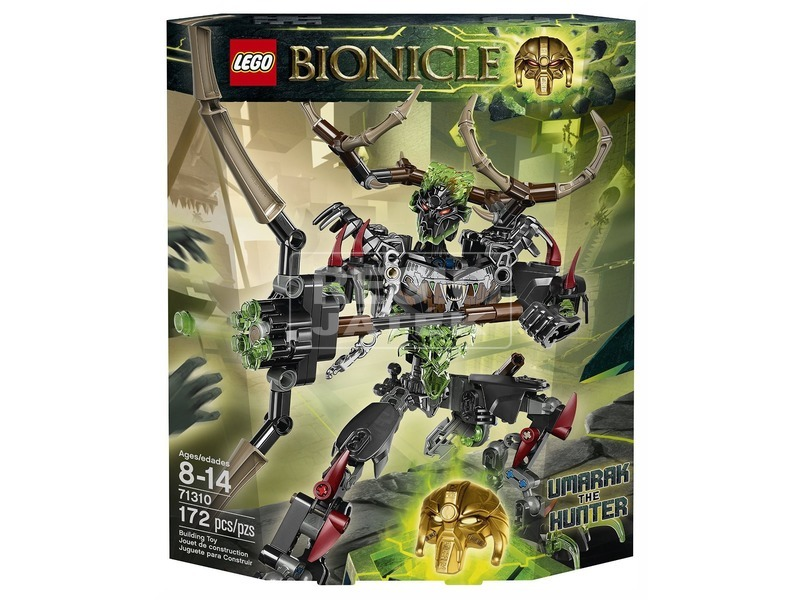 LEGO BIONICLE Umarak - A Vadász 71310