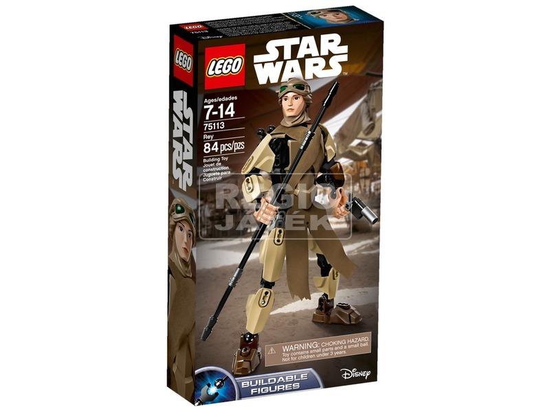 LEGO Star Wars Rey akciófigura 75113