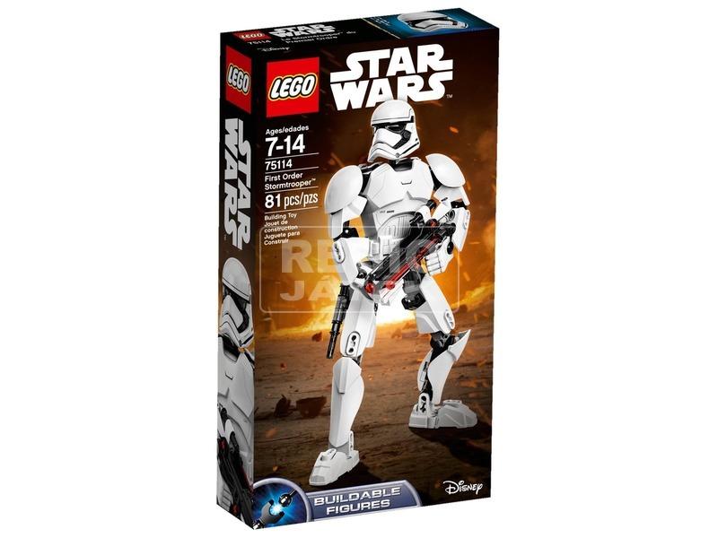 LEGO Star Wars Első rendi rohamosztagos figura 75114