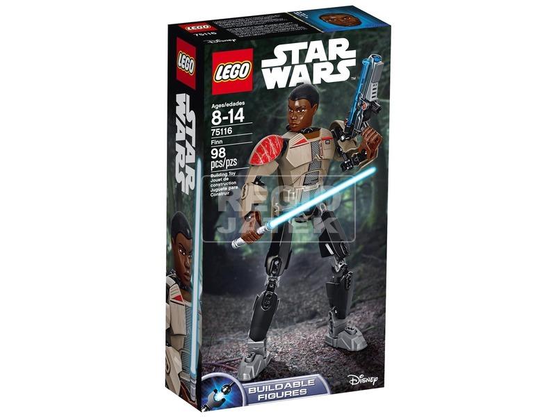 LEGO Star Wars Finn figura 75116
