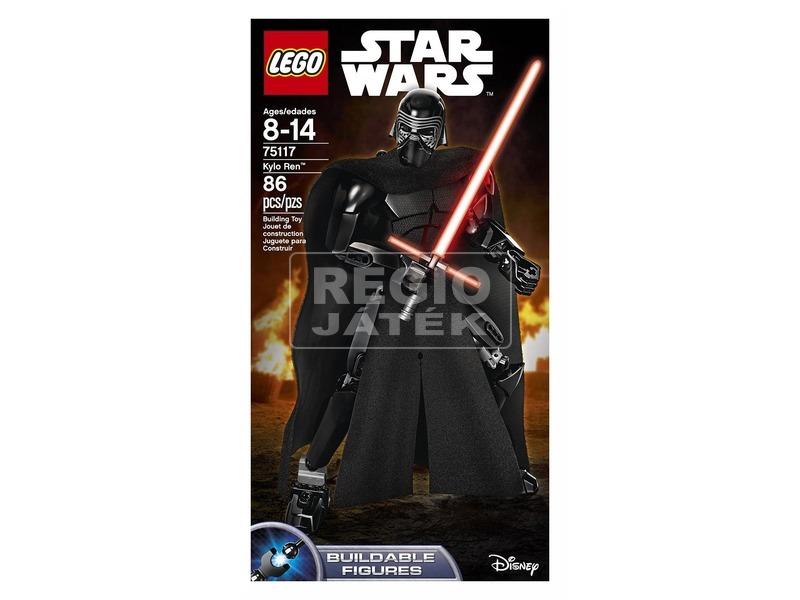LEGO Star Wars Kylo Ren figura 75117