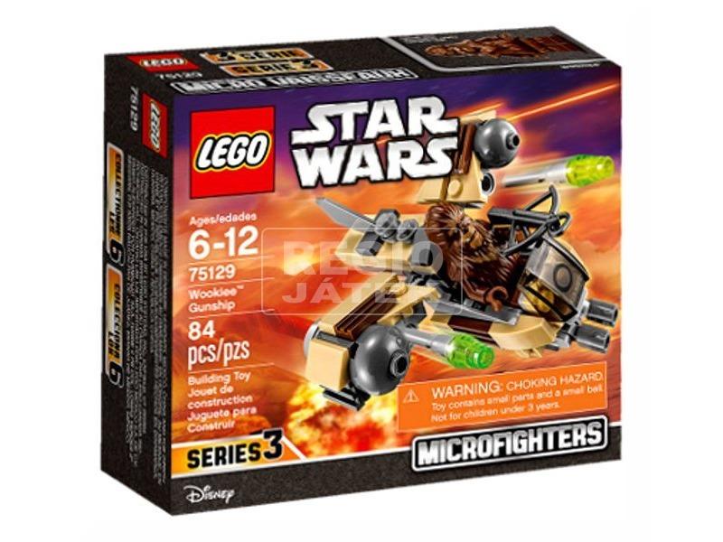 LEGO Star Wars Wookie hadihajó 75129