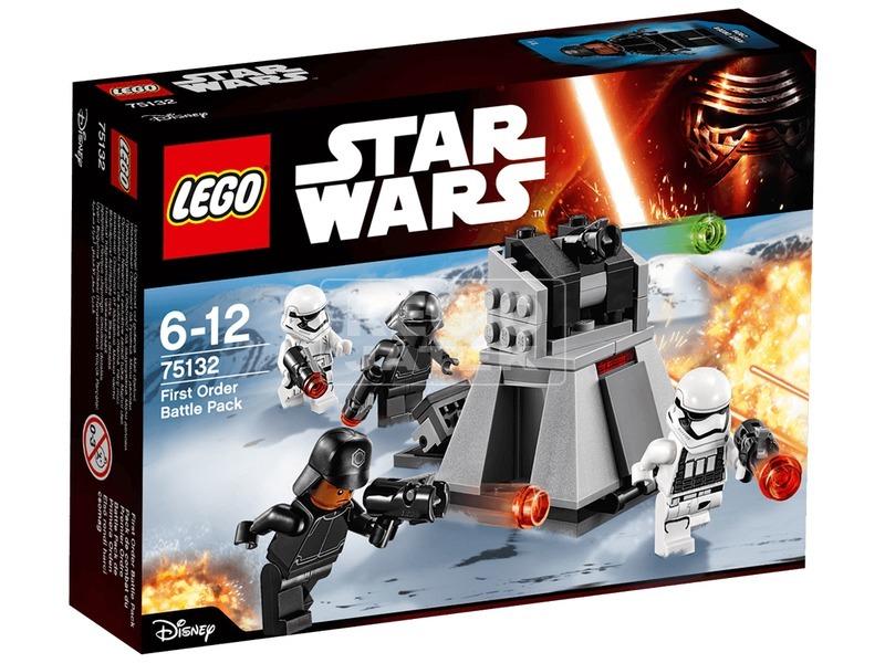 LEGO Star Wars Első rendi harci csomag 75132
