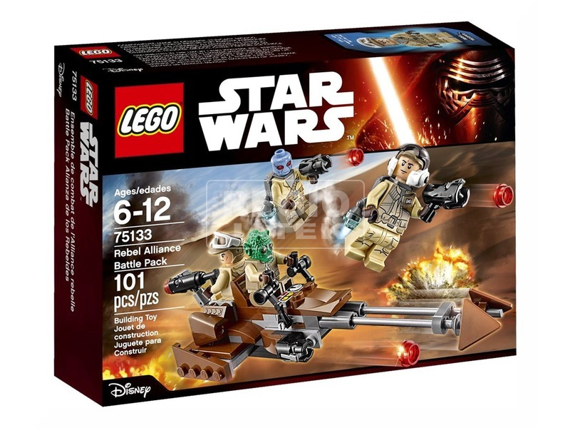 LEGO Star Wars Lázadók csatakészlet 75133