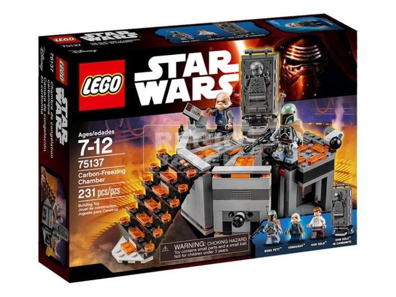 LEGO Star Wars Szénfagyasztó kamra 75137