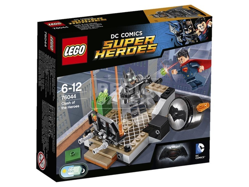 LEGO Super Heroes Hősök viadala 76044