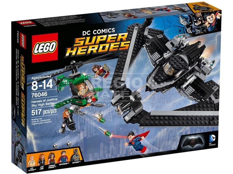 LEGO Super Heroes 76046 Az igazság hősei: Csata a magasban