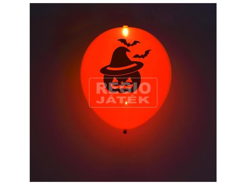 kép nagyítása Halloweeen LED lufi 5 darabos készlet