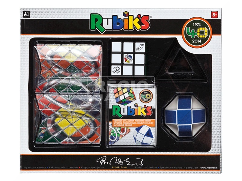 Rubik csomag /Signature edition