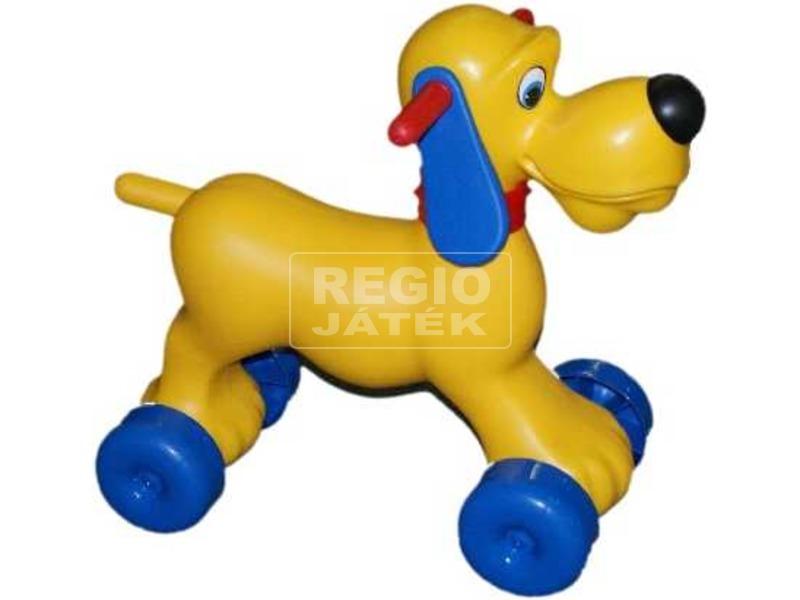 Kerekes kutya bébitaxi