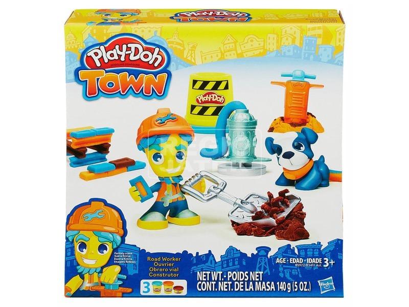 Play-Doh kiskedvenc figura gyurmakészlet - többféle