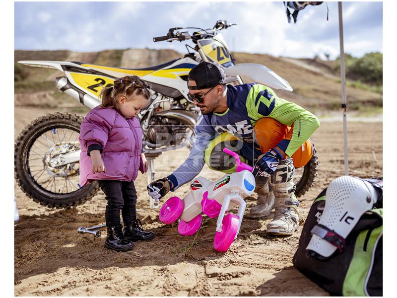 kép nagyítása Enduro lábbal hajtós motor - kicsi, többféle