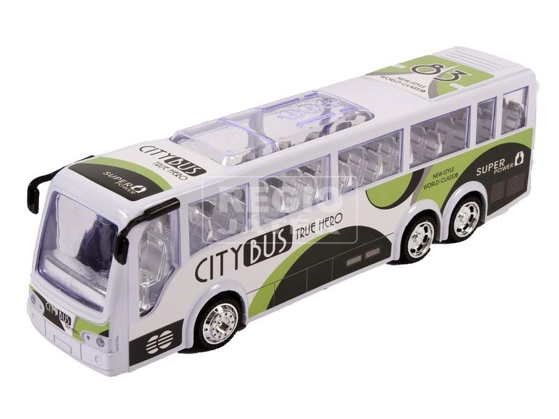 kép nagyítása Lendkerekes távolsági busz - 34 cm, többféle