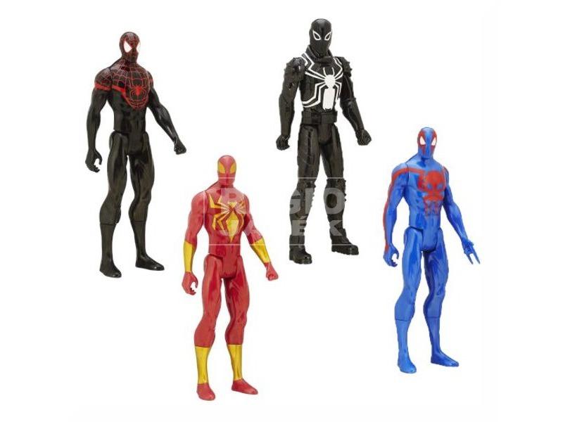 Pókember: Baljós Hatos figura - 30 cm, többféle