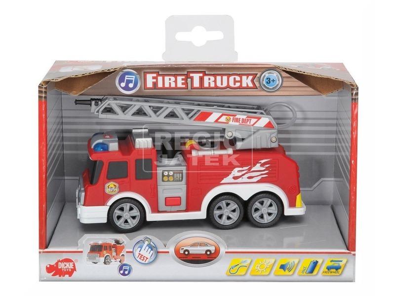 Dickie Fire Truck tűzoltóautó - 15 cm