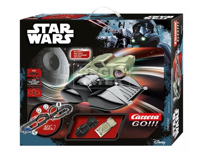Carrera GO Star Wars versenypálya