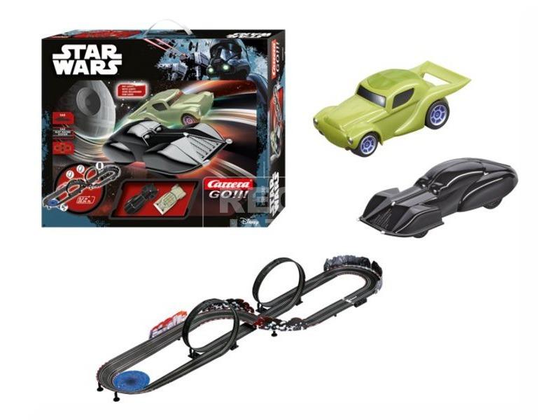 kép nagyítása Carrera GO Star Wars versenypálya