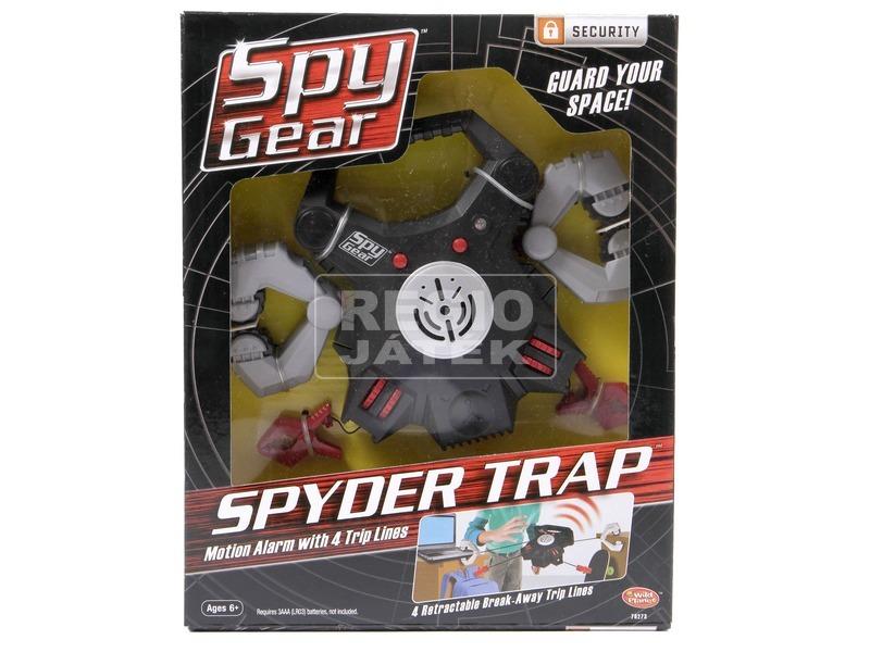 Spy Gear pókos riasztó