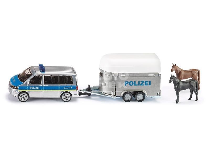 Siku: Lószállító rendőrautó 1:55 - 2310
