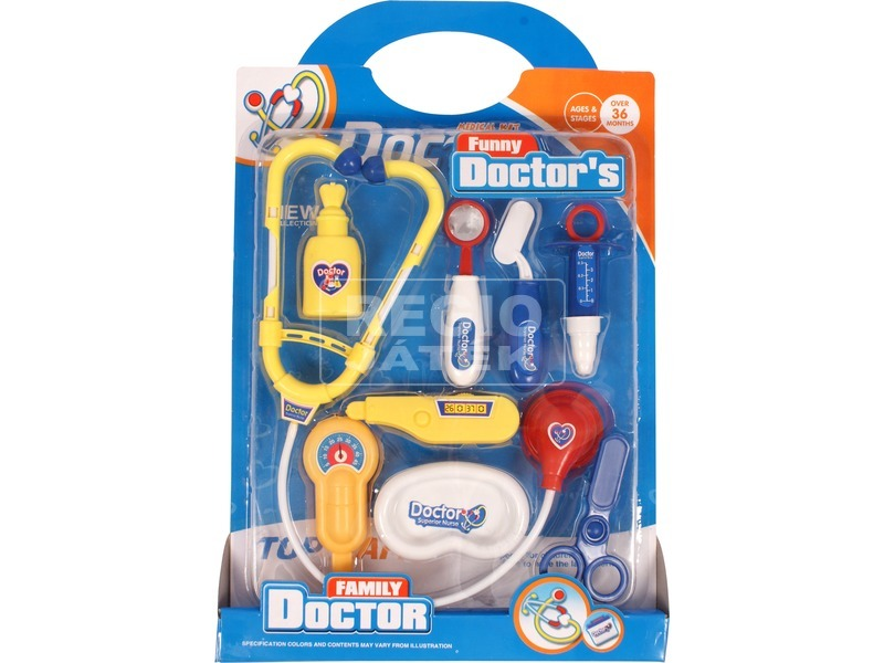 Family orvosi eszköz készlet