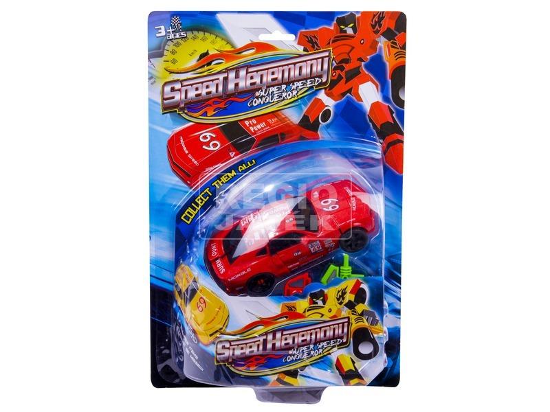 Speed Hegemony átalakuló autó - 15 cm, többféle