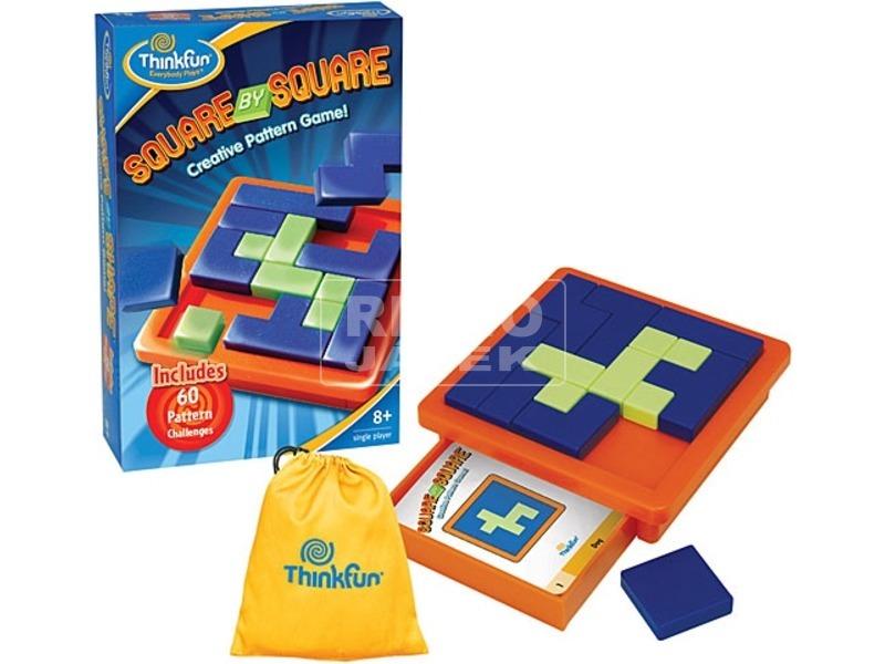 ThinkFun: Square by Square társasjáték