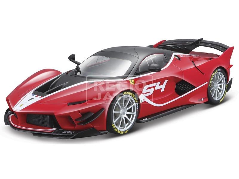 Bburago Ferrari FXXK EVO versenyautó 1:18