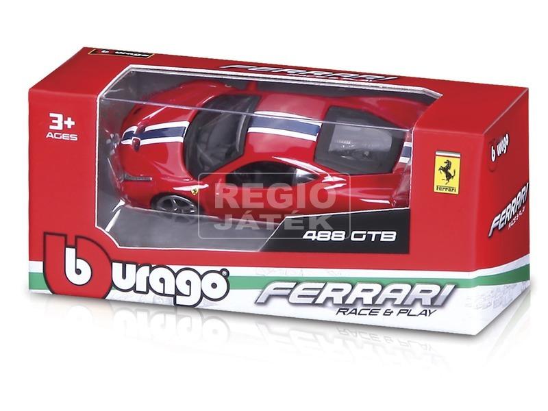 Bburago Ferrari versenyautó - többféle, 1:64
